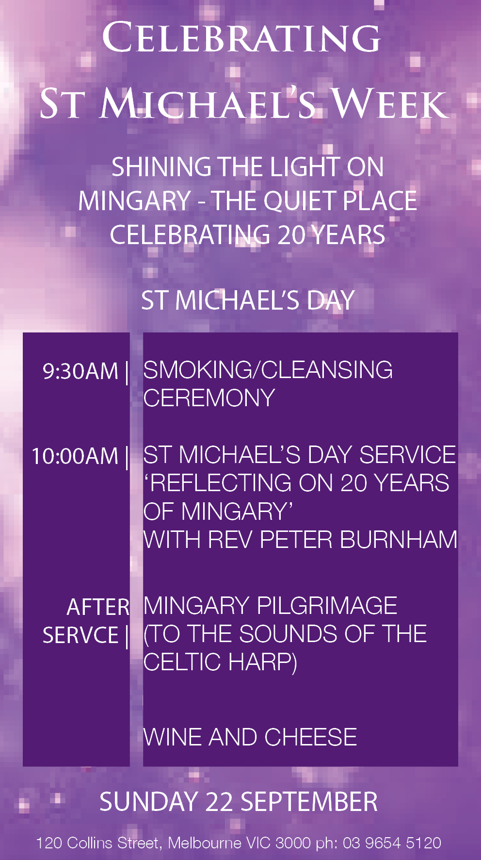 St Michael's Day